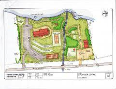 architectural site plan site plan