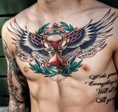50 classic chest tattoos for men 2017 topibestlist
