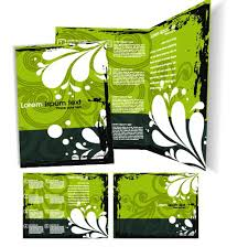 template cover brochure design vector 03 vector cover free download