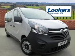 vauxhall lookers used 2016 vauxhall vivaro 2900 1 6cdti biturbo 125ps ecoflex h1