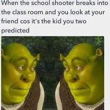 Shrek Memes - dark shrek tumblr