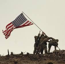 Flag Iwo Jima Fotografie Wie Die Us Flagge Nach Iwojima Kam Bilder U0026 Fotos Welt