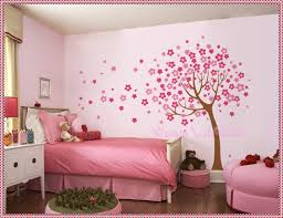 beautiful cherry blossom wall decal home decorations ideas image of cherry blossom wall decal