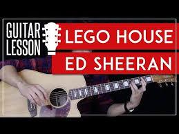 lego house tutorial guitar easy videos