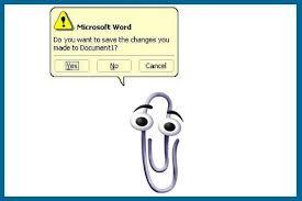 Microsoft Word Meme - mrw clippy showed up album on imgur