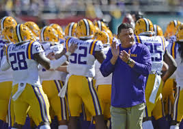 rabalais after stunning loss to florida time appears to be