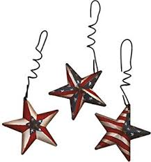 darice americana 4th july decor usa flag crackled