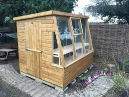 Potting Sheds Plans Solar Potting Shed