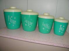 retro canisters kitchen great vintage canister set retro nesting w lids circa 1950s