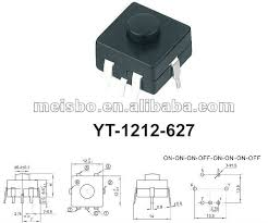 ip55 7 pin electrical wiring push button switch buy electrical