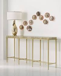 hooker furniture console table hooker furniture melange console table neiman marcus