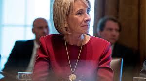 betsy devos taps two new top advisers politics k 12 education week