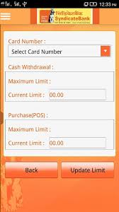 syndicate bank syndmobile android apps on google play