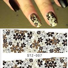 popular stz nail foil buy cheap stz nail foil lots from china stz