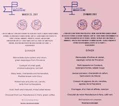 cuisine plus plan de cagne voici notre menu à la bastide de moustiers pour le