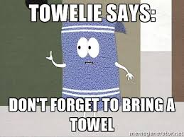 You Re A Towel Meme - the 5 best cing backpacking towels 2018 slick twisted