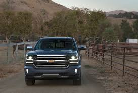 what u0027s new with the 2017 chevy silverado more safety and 12 500