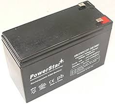 buy powerstar agm1275f2 50 12v 7 5ah sealed lead acid home