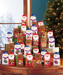 christmas goody bags set of 30 see through christmas treat bags the lakeside collection