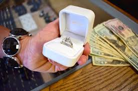 selling engagement ring would you sell your engagement ring to make money