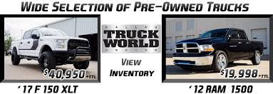 volvo truck shop used cars dallas used trucks dallas truck world