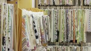 woodland fabrics in delray beach florida has the window