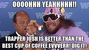 Randy Savage Meme - the bright side of wrestling bright side meme of the day macho