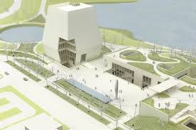 chicago u0027s barack obama presidential library concepts unveiled