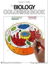 the biology coloring book robert d griffin paperback