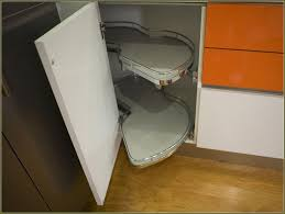 corner cabinet lazy susan useful kitchen tips 19 pics corner