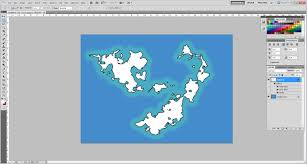 Basic World Map by Cheats Guide To Making Simple Outline Maps In Photoshop Red Dice