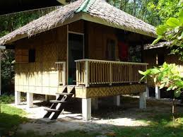 Houses Design Small Bamboo House Design Philippines Nice Home Zone