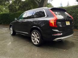 volvo xc90 2017 volvo xc90 t6 inscription arrives in carscoops u0027 garage ask