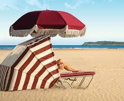 Luxury Beach Chair Del Beach Services Coronado California Beach