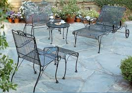 Where To Buy Wrought Iron Patio Furniture Patio Furniture Amazing Wrought Iron Outdoor Dining Table With
