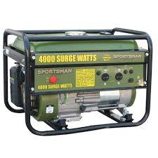 sportsmans series 4000 watt lp generator walmart com
