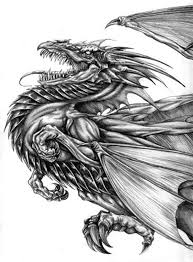 25 cool dragon drawings ideas dragon