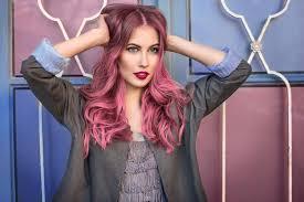 Neue Frisuren Lange Haare by Pastell Haarfarbentrends Pink Langhaarfrisuren Frisurentrends