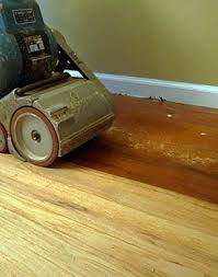 remove hardwood floor wax build up