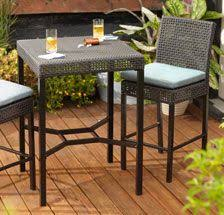 Nice Outdoor Furniture by Best 25 Small Patio Furniture Ideas On Pinterest Apartment