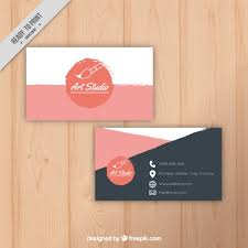 Business Card Fashion Designer 80 Best Free Business Card Psd Templates
