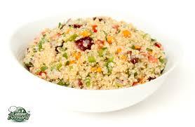 la cuisine de bernard salade fraîche de quinoa aux légumes