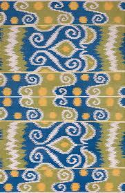Ikat Outdoor Rug Floors U0026 Rugs Blue And Green Ikat Rug