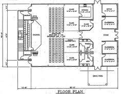 church floor plans free designs free floor plans building
