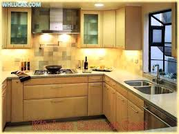 what does it cost to reface kitchen cabinets cost of refacing kitchen cabinets price of cabinet refacing full