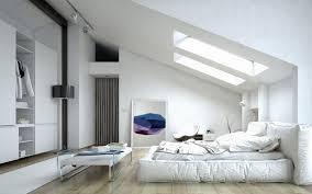 Kleines Schlafzimmer Nur Bett Bett Unter Einer Dachschräge Tipps Und Kleine Tricks Zuhause