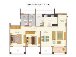 2 Bhk Floor Plans Luxury Property For Sale In Hinjewadi Pune Floor Plans Ashok