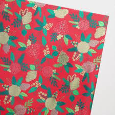 rolls of wrapping paper wrapping paper gift wrap rolls world market