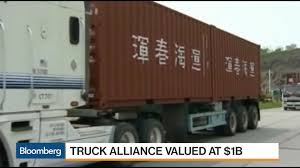truck china u0027s uber for trucks huochebang fetches 1 billion valuation