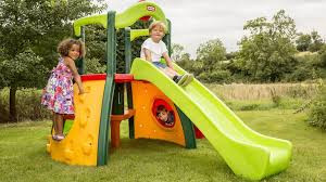 Backyard Play Equipment Australia Buying Guide Slides U0026 Swing Sets Harvey Norman Australia
